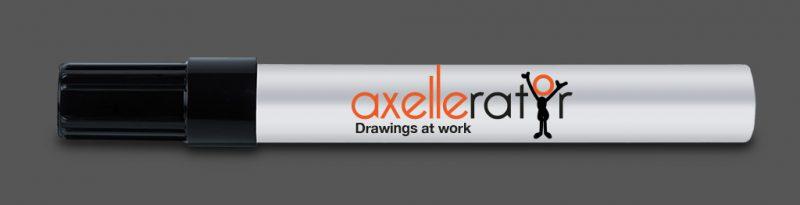 Axellerator - drawings at work